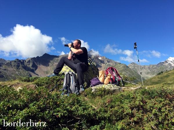 Panoramaaufstieg Wangenitzseehütte