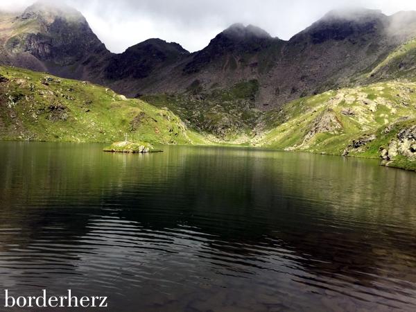 Der Nußdorfer See