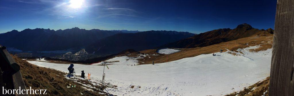 Panorama vom Steinermandl