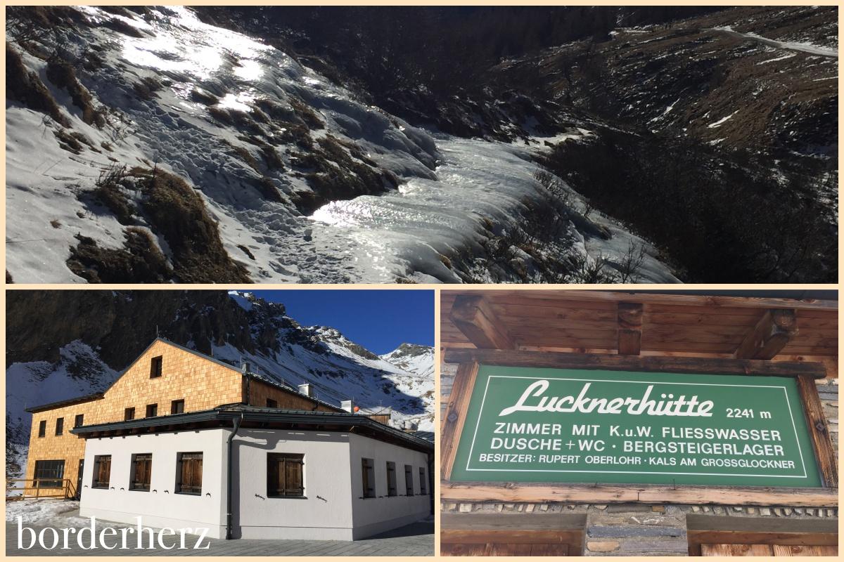 Lucknerhaus zur Lucknerhütte