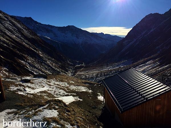 Blick ins Ködnitztal von der Lucknerhütte