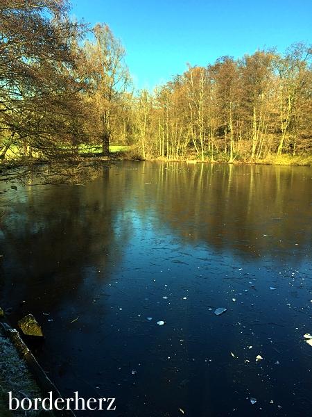 Winter im Revierpark Vonderort