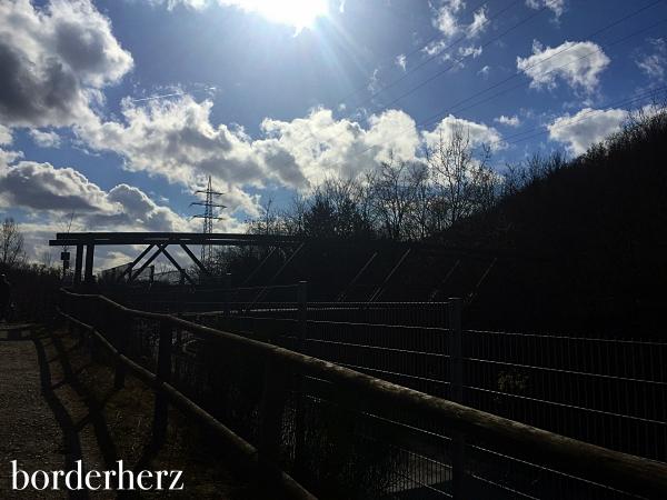 Bergwerksbrücke Prosper Haniel