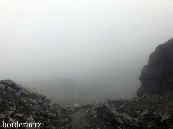 Nebel Böses Weibele
