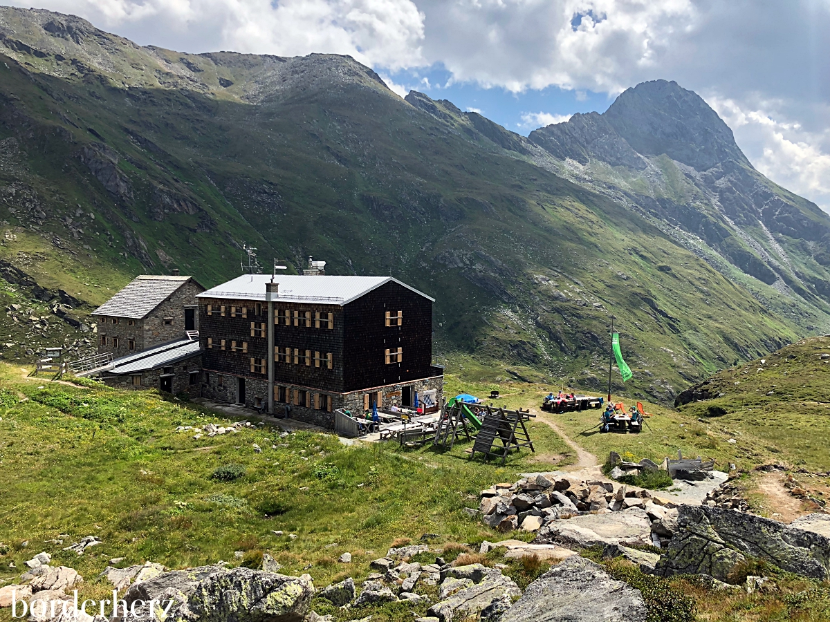 Essener Rostocker Hütte