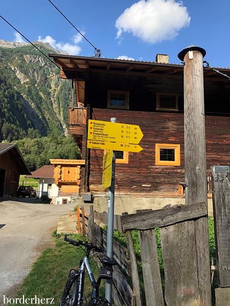 Gruben Osttirol