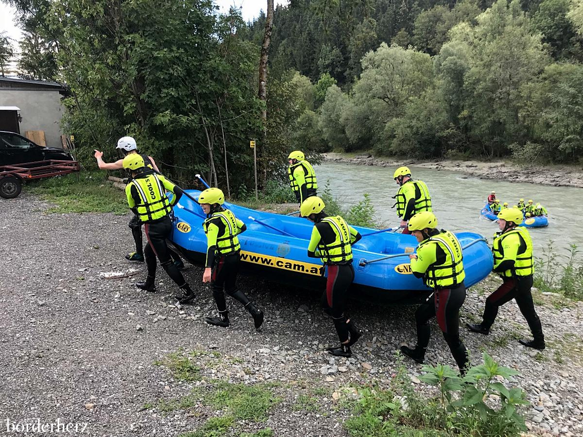 Rafting Osttirol