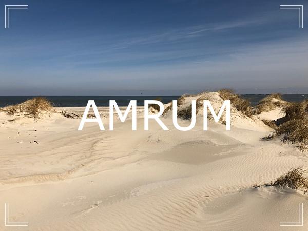 Regionen Header Amrum