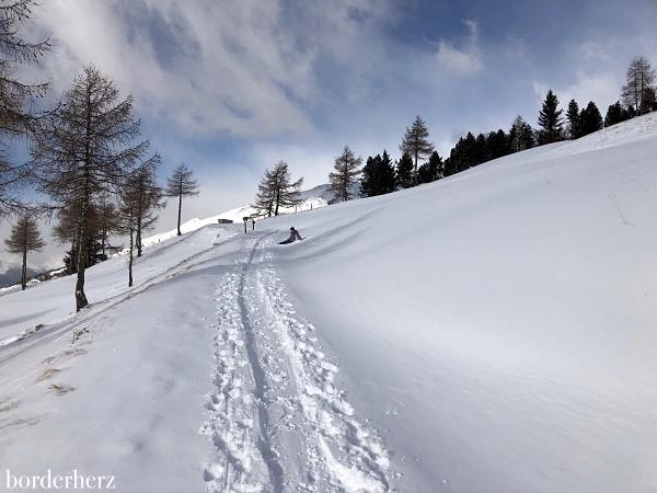 Schnee Osttirol