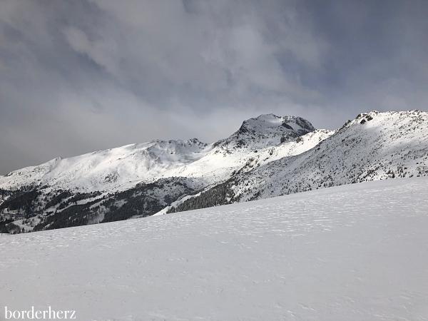 Schleinitz im Winter