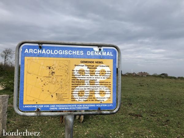 Hügelgräber Amrum