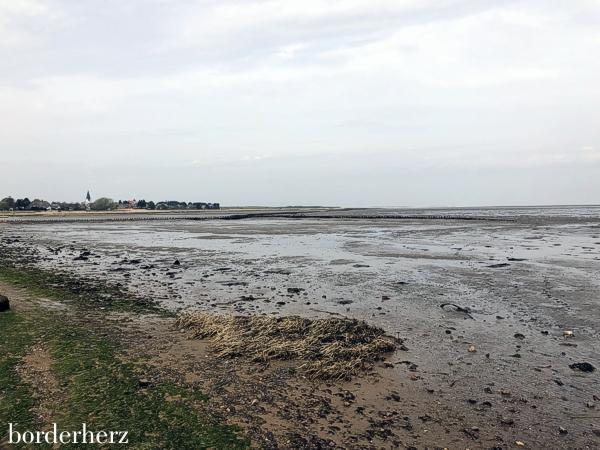 Wattenmeer bei Amrum