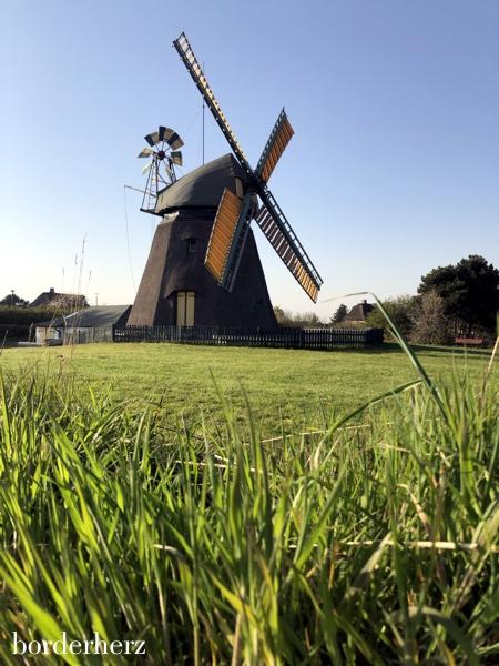 Windmühle Amrum