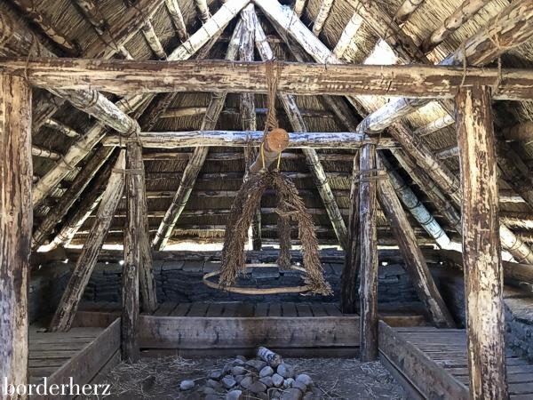 Eisenzeitliches Haus Amrum