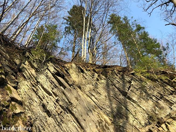 Felsen im Sauerland