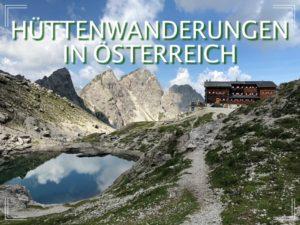 hüttenwanderungen österreich