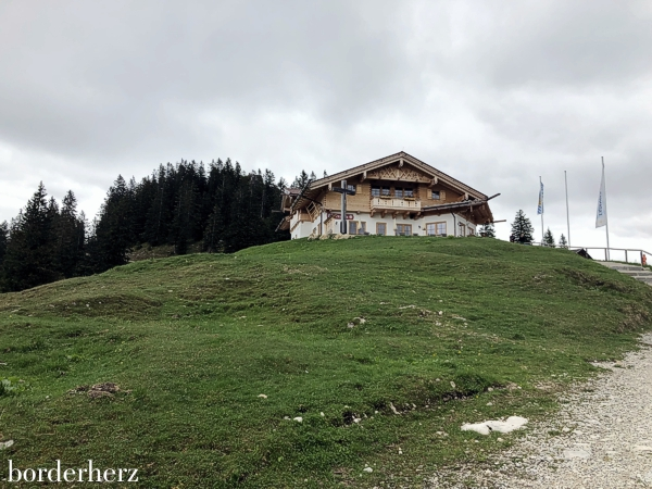 Kreuzalm in Garmisch-Partenkirchen