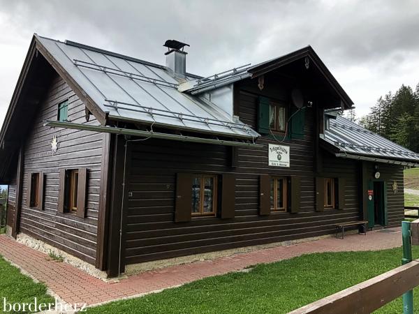 Trögelerhütte Garmisch
