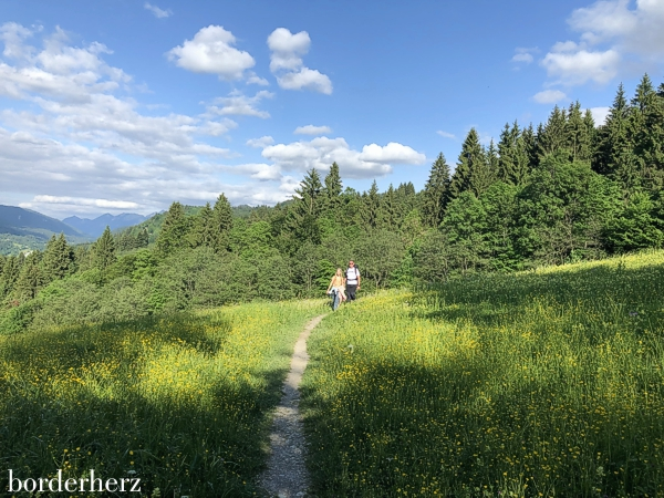 Riessersee Höhenweg
