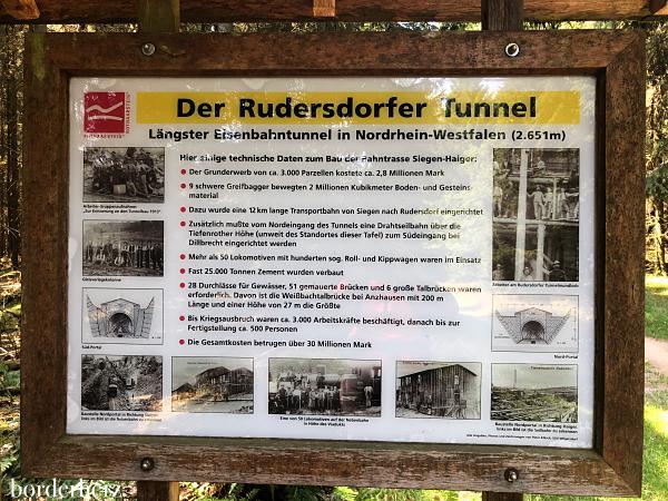 Rudersdorfer Tunnel