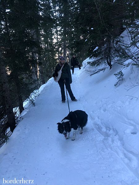 Winterwandern Garmisch