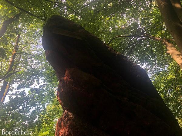 Hinkelstein Felsenpfad