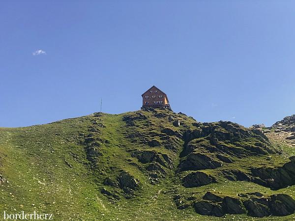 Höhenweg Neue Reichenberger Hütte