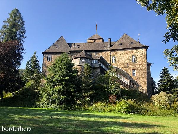 Burghotels in Deutschland