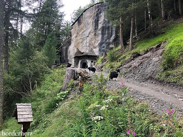 Felsenkapelle Kals