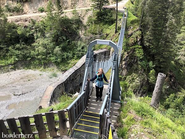 Hängebrücke Kals