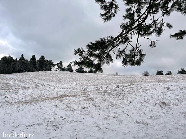 Winterwandern Kahle Pön