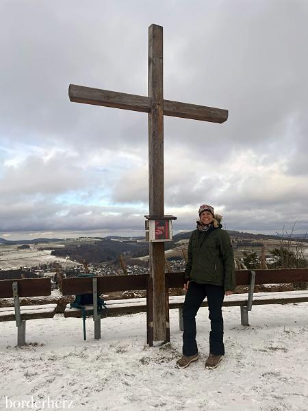 Gipfelkreuz Kahle Pön