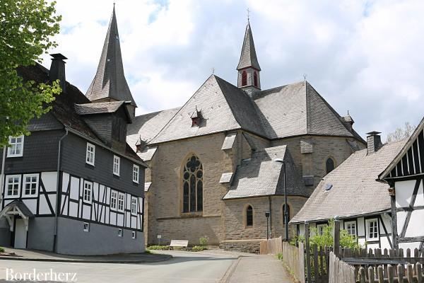 Kirche in Assinghausen