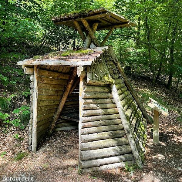 Waldarbeiter- und Försterpfad Latrop