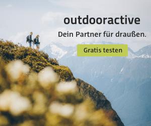 Rabattcode Outdooractive