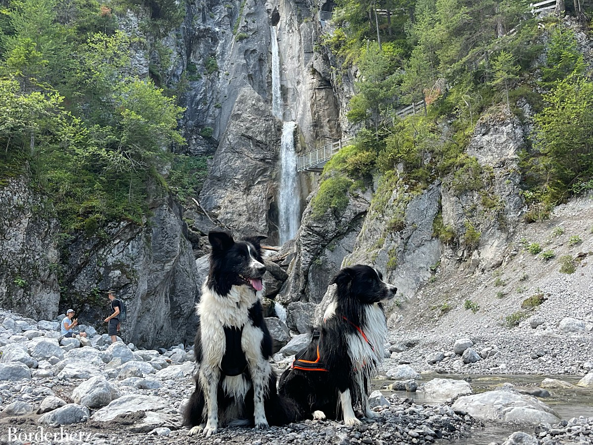 Frauenbach Wasserfall